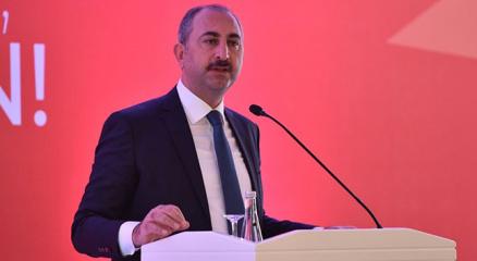 Adalet Bakanı Güle başsağlığı mesajları