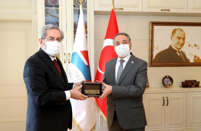 AİÇÜ ile Ankara Üniversitesi, Anadolu Projesi yol haritasını masaya yatırdı