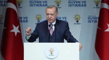 Cumhurbaşkanı Erdoğan: 3 yeni kuyuda petrol keşfettik
