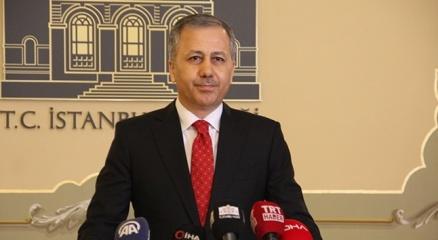Vali Yerlikayadan Sancaktepe Belediye Başkanına geçmiş olsun mesajı