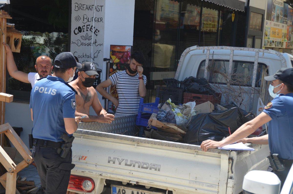 Bodrum da turistlerin keyifli anları #6