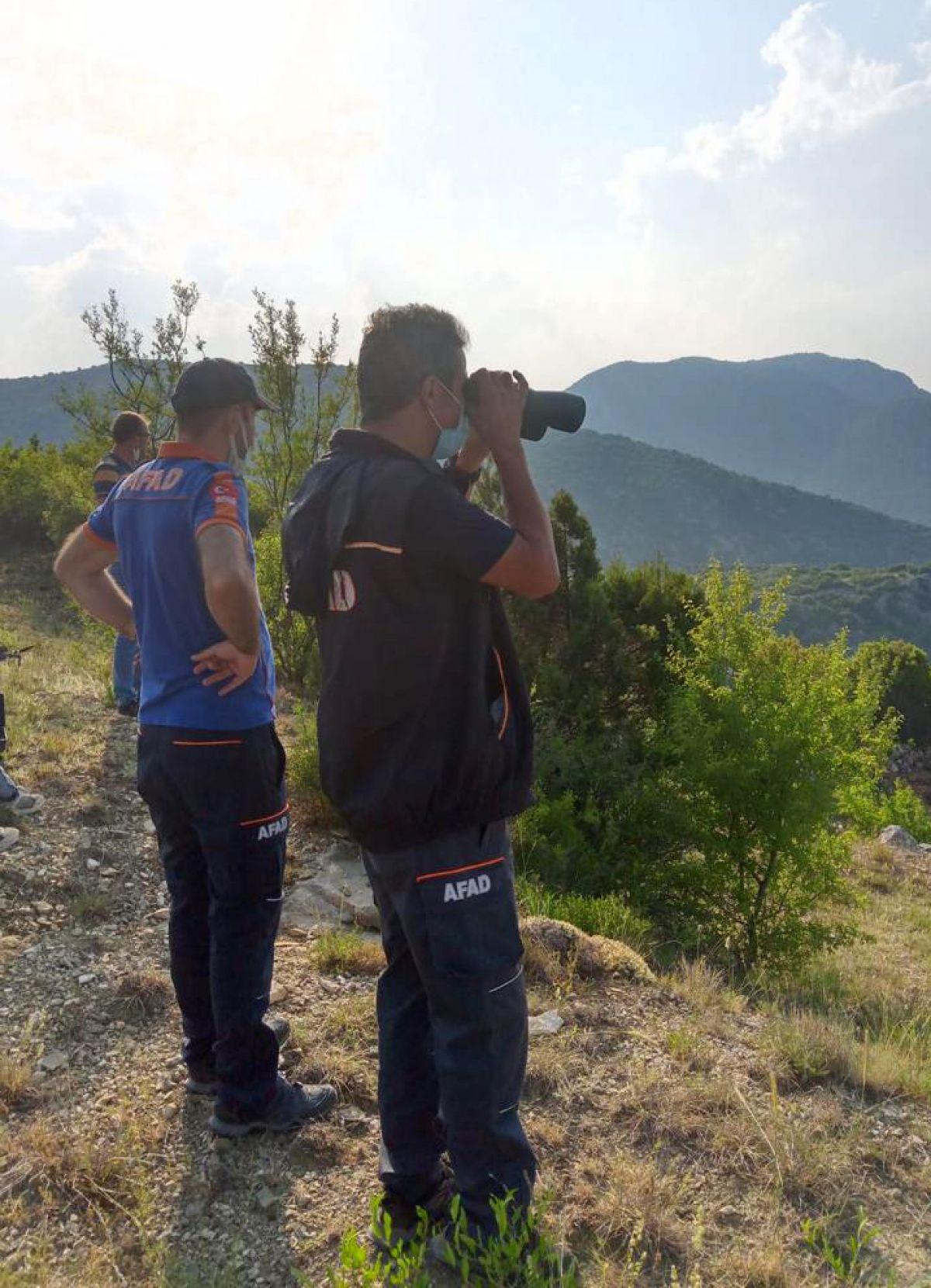 Burdur da ekiplerin aradığı kayıp kadın, sabah evine döndü #2