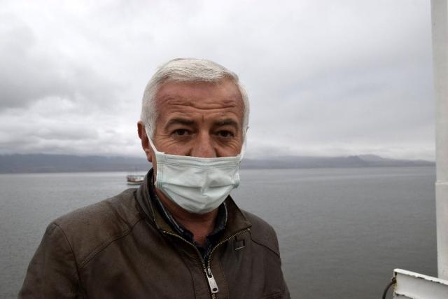 Jeofizik Mühendisleri Odası'ndan Burdur gölündeki gaz açıklaması