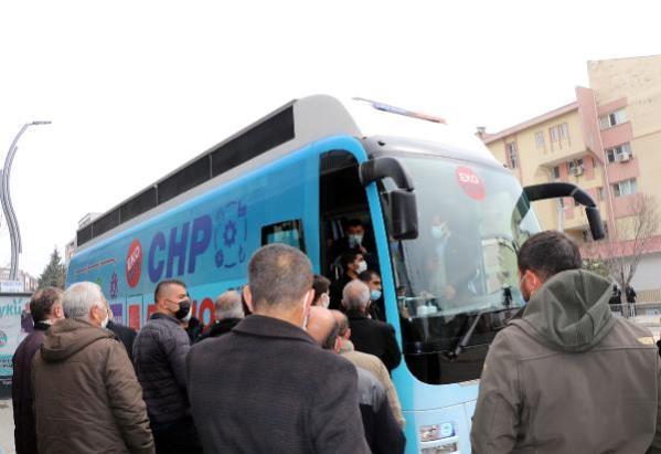 CHP Ekonomi Masası heyeti Van'da