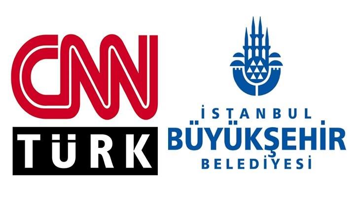 CNN Türk, İBB yetkilisini yayına bağlamadı