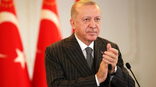Cumhurbaşkanı Erdoğan'dan 'kuraklık tehdidine karşı tedbir' mesajı: 2023'e kadar 150 yeraltı barajını tamamlamayı hedefliyoruz