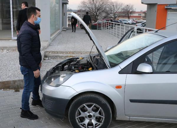 Ekspertiz raporuna güvenip aldığı aracın yarısı başka otomobile ait çıktı