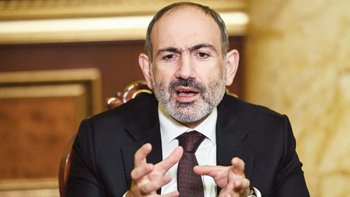 Ermenistan Başbakanı Paşinyan kimdir? Nikol Paşinyan kaç yaşında, nereli? Paşinyan hakkında merak edilenler.. #2
