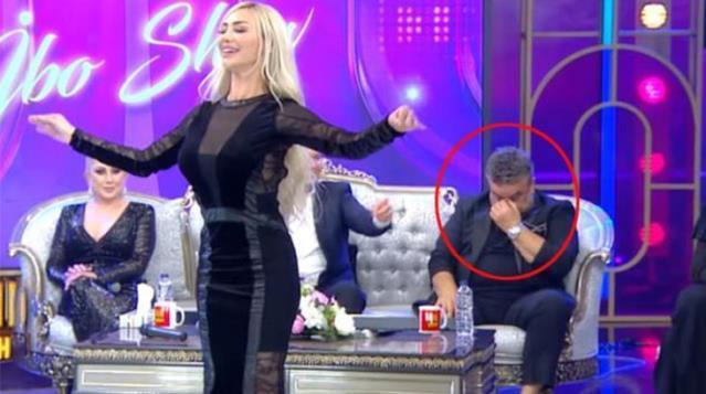Fenomen dansçıya bakmama olayını sordular, Bülent Serttaş'ı yıllar önceki kareyle vurdu
