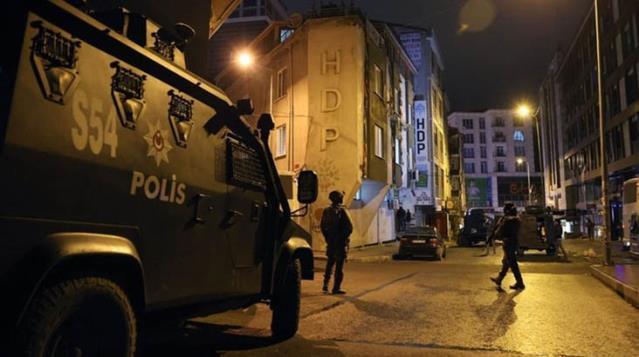 HDP Esenyurt İlçe Başkanı terör örgütü üyesi olmak suçundan tutuklandı