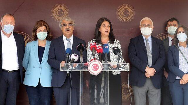 HDP'nin 'Demokrasi Tutum Belgesi'ni pazartesi günü Eş Başkanlar Buldan ve Sancar açıklayacak.