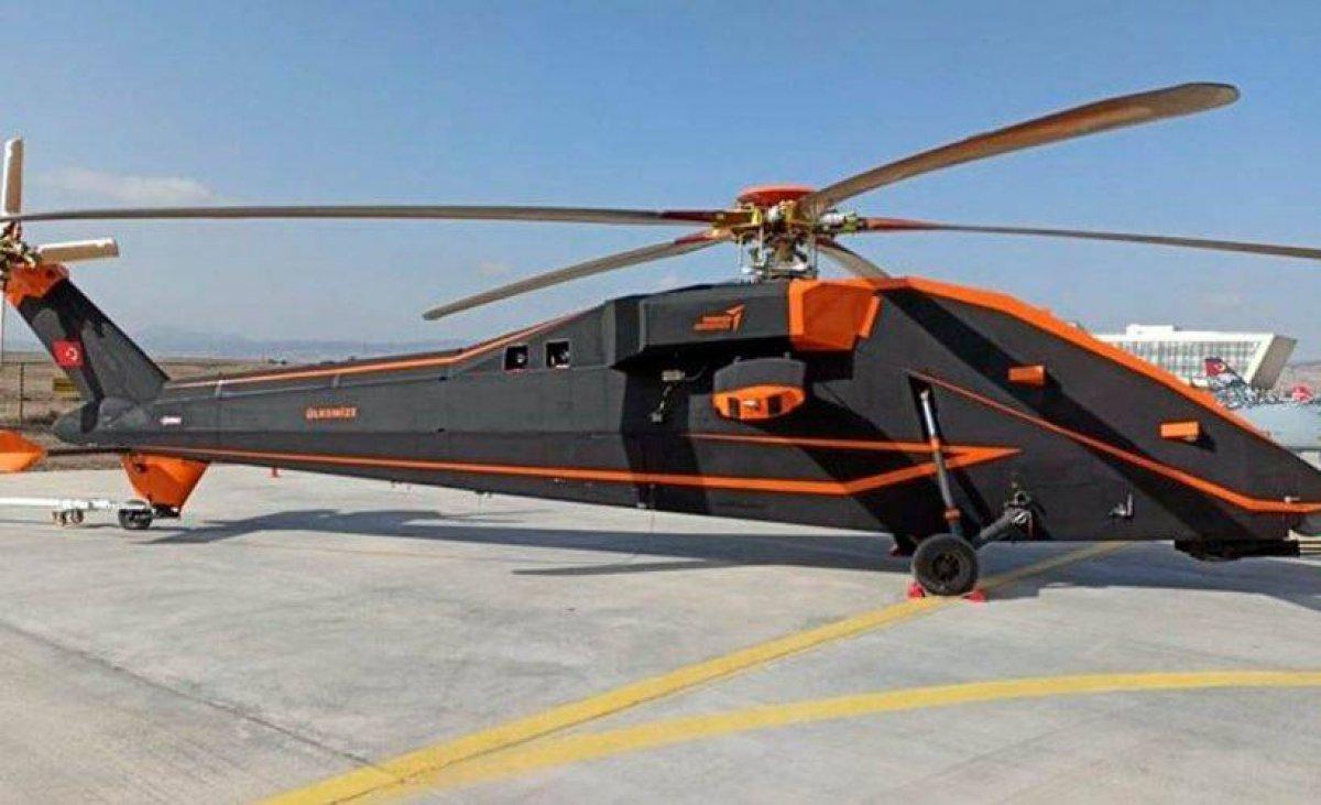 İnsansız elektrikli helikopter T629 nedir, özellikleri neler? TUSAŞ T629 hakkında.. #1