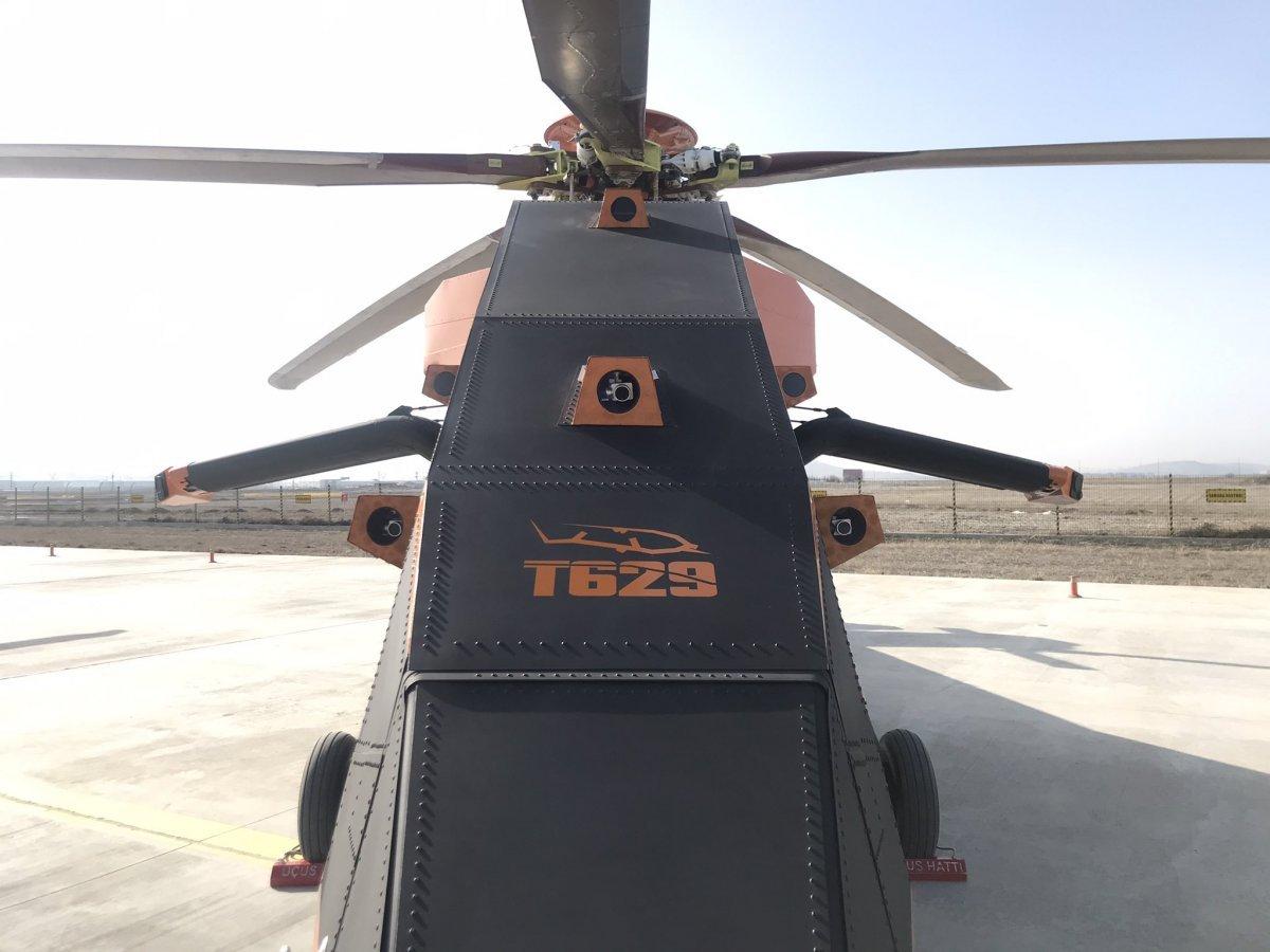 İnsansız elektrikli helikopter T629 nedir, özellikleri neler? TUSAŞ T629 hakkında.. #2
