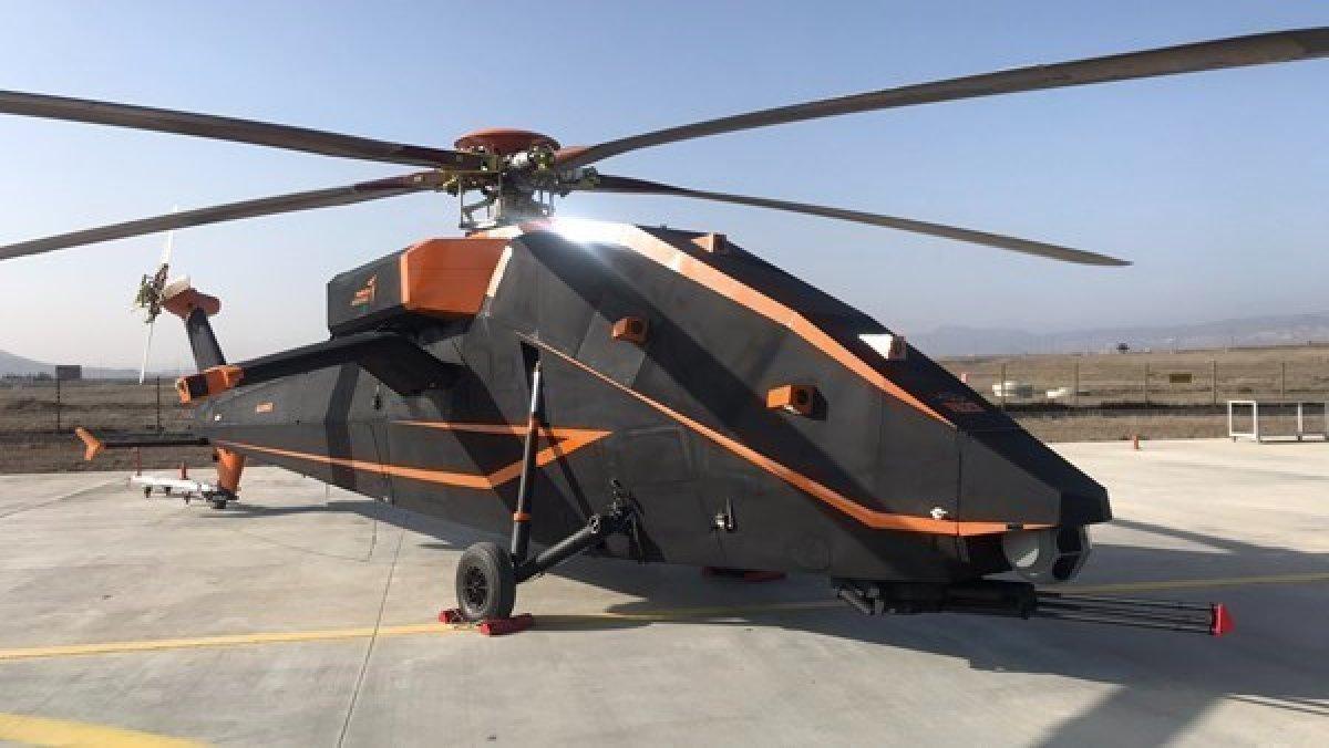 İnsansız elektrikli helikopter T629 nedir, özellikleri neler? TUSAŞ T629 hakkında.. #3