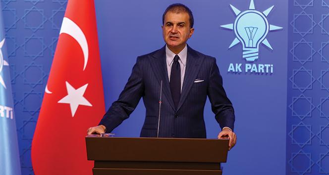 """AK Parti Genel Başkan Yardımcısı Çelik: """"Netanyahu hükümeti bir suç makinesidir"""""""