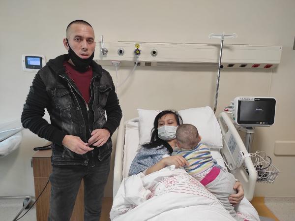 İstanbul Havalimanı'nda bir ilk! Hamile kadın transit alanda doğum yaptı