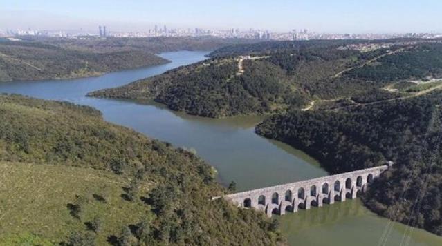 İstanbul'un barajlarındaki doluluk oranı son bir haftada yüzde 9'un üstünde arttı