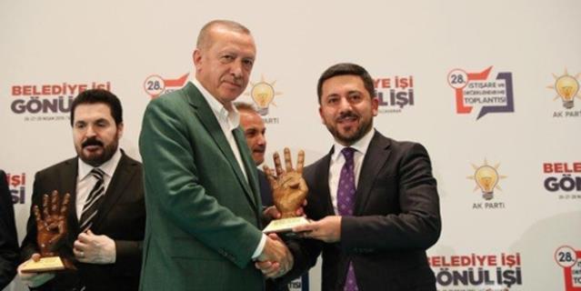 İstifa edeceği konuşulan Nevşehir Belediye Başkanı Hakkınızı helal edin paylaşımı yaptı