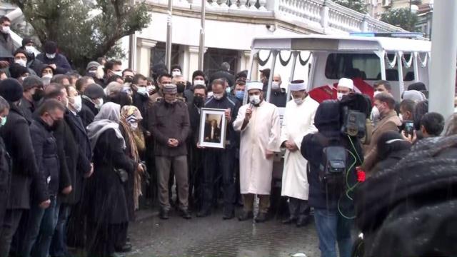 Kadir Topbaş'a acı veda! Fatih Camii'ndeki cenaze namazına Cumhurbaşkanı Erdoğan da katılacak