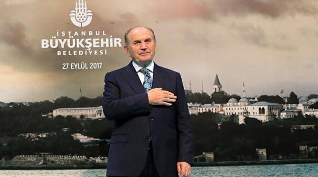 Kadir Topbaş için İstanbul Büyükşehir Belediyesi'nde cenaze töreni düzenlenecek