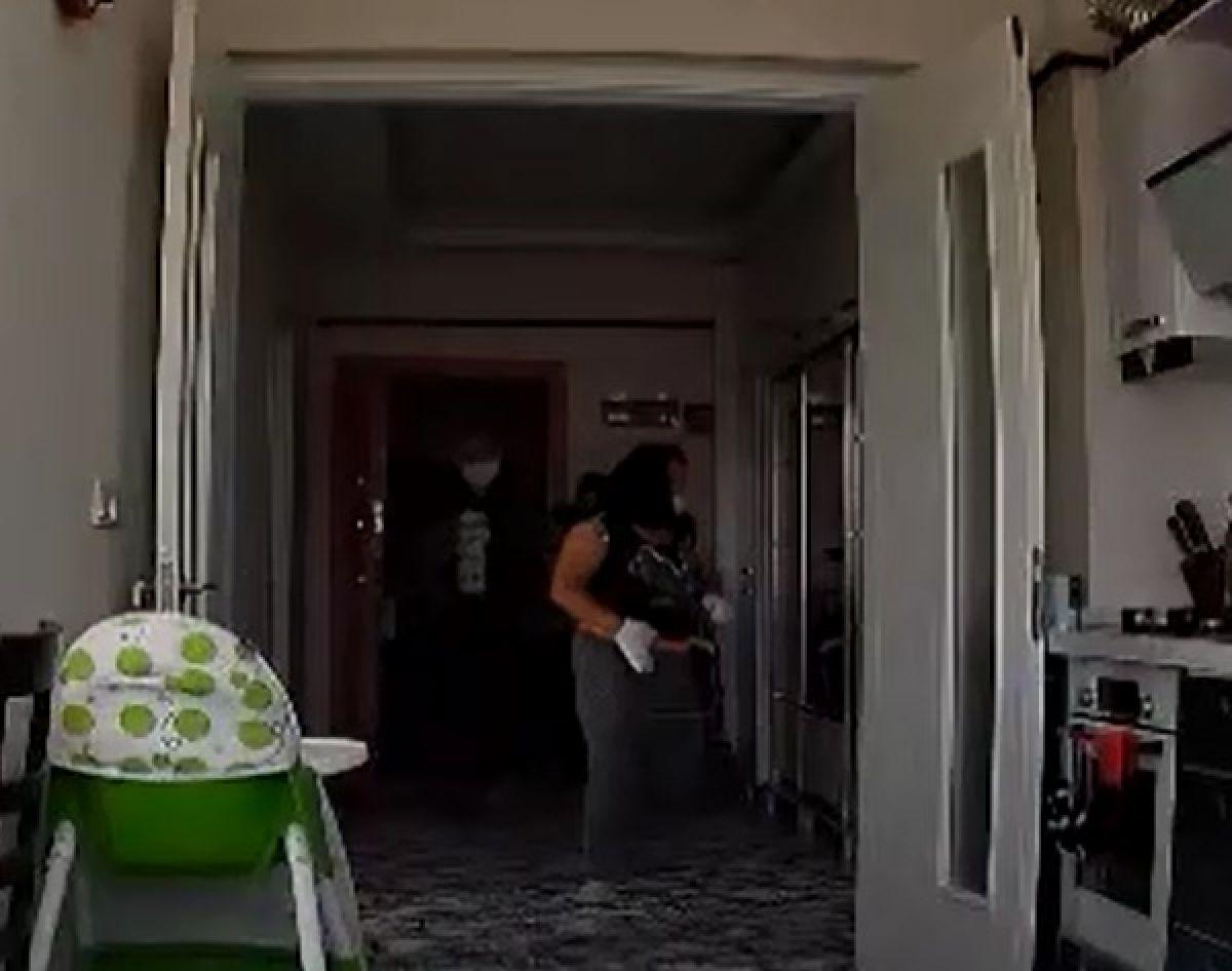 Kayseri de evleri soyan kadın hırsızlar yakalandı #1