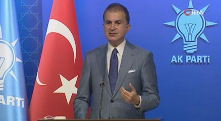 AK Parti Sözcüsü Çelik: Müsilaj Eylem Planı 3 yılda tamamlanacak tavizsiz uygulanacak bir eylem planıdır