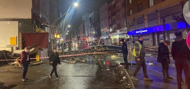 Meteoroloji'den İstanbul için 'sarı' kodlu uyarı: Şiddetli fırtına geri dönüyor