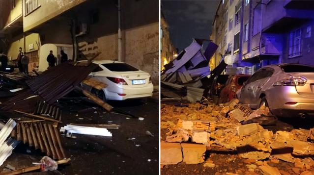 Meteoroloji'den İstanbul için sarı kodlu uyarı: Şiddetli fırtına geri dönüyor