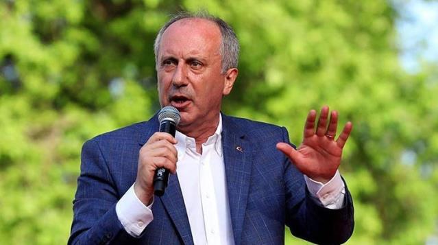 Muharrem İnce'nin istifasının ardından CHP'den ilk yanıt: 2018'de neredeysek 2020'de de aynı yerdeyiz