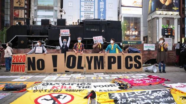 Olimpiyatlarda 'Tokyo varyantı' endişesi