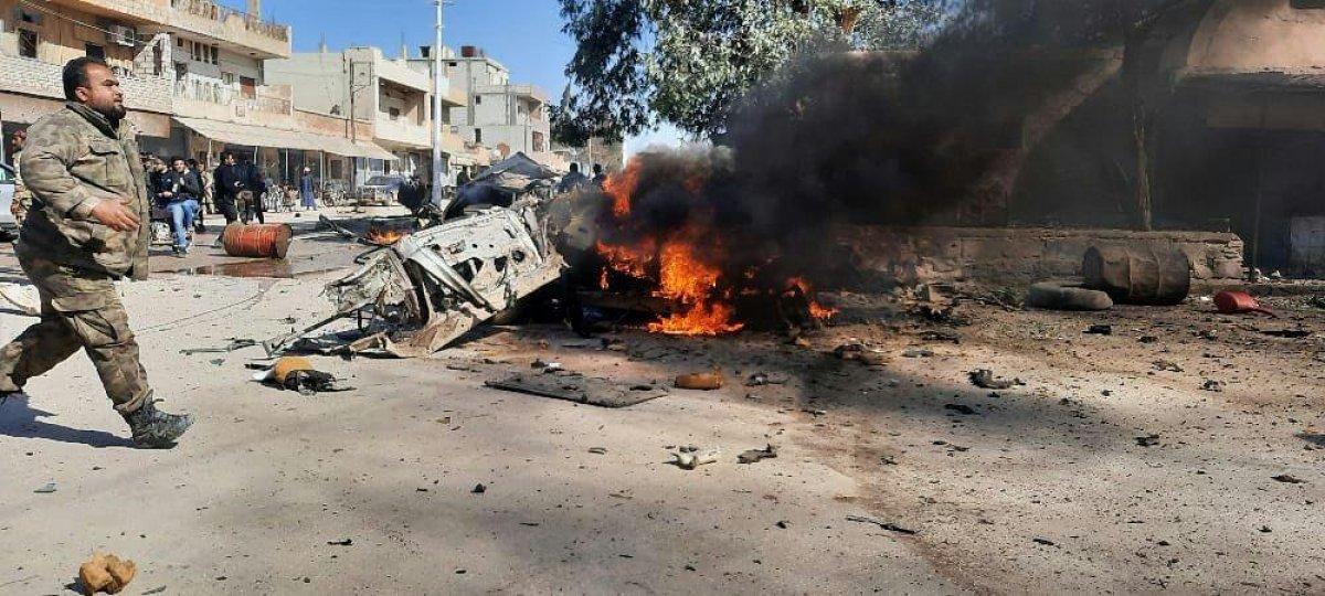 Rasulayn da PKK yine sivilleri hedef aldı #1