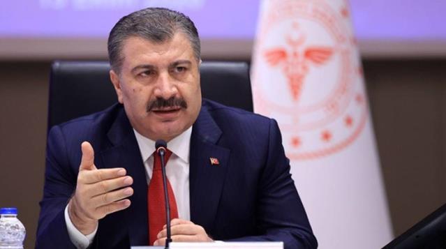 Sağlık Bakanı Koca, Aşı için sıramı bekleyeceğim diyen CHP lideri Kılıçdaroğlu'na teşekkür etti