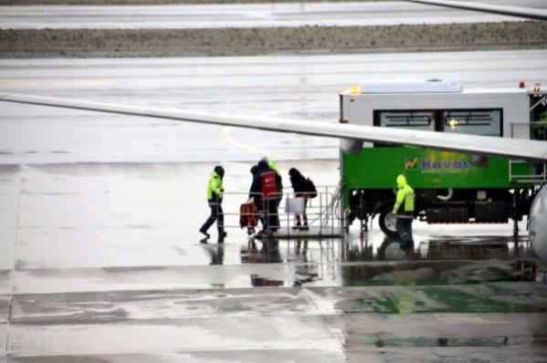 Samsun-İstanbul uçağı, bilinç kaybı yaşayan yolcudan dolayı acil iniş yaptı