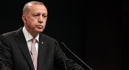 Cumhurbaşkanı Erdoğan, şehit Korgeneral Erbaşın oğlu ile telefonda görüştü
