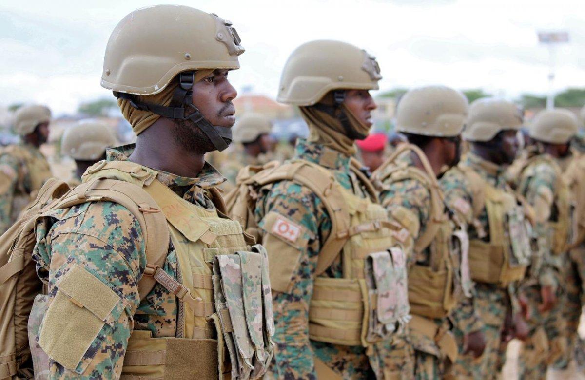 Somali ordusu 37 Eş-Şebab üyesini etkisiz hale getirdi #1