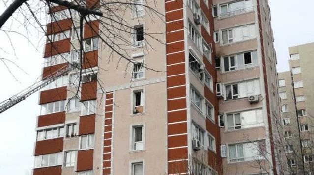 Son Dakika: Apartmandakiler panikle dışarıya koştu! Bahçelievler'de 14 katlı binada patlama - Son Dakika