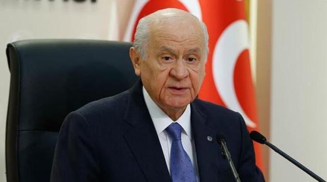 Son Dakika! Bahçeli, muhalefetin erken seçim çağrılarına sert çıktı: Türkiye'yi kaosa sürükleme amacındalar