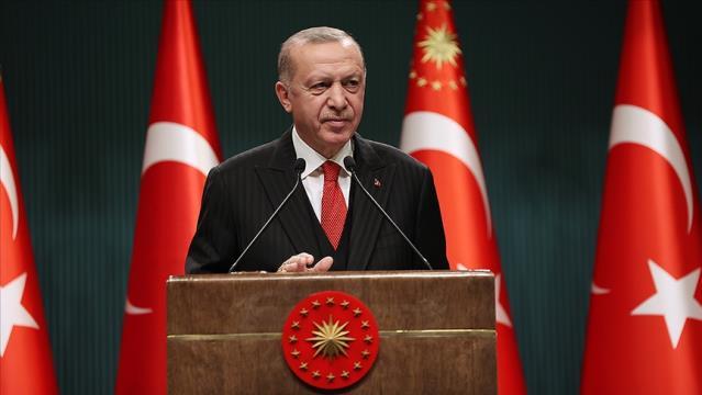 Son Dakika! Cumhurbaşkanı Erdoğan'dan Kısıtlamalar ne zaman kalkar? sorusuna yanıt: Son durumu Kabine toplantısı sonrasında açıklarız