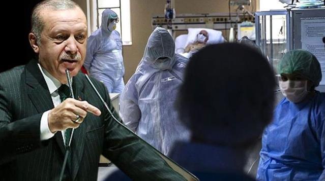 Son Dakika! Cumhurbaşkanı Erdoğan'ın talimatından sonra koronavirüs meslek hastalığı olarak kabul edildi