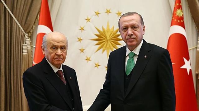 Son Dakika! Devlet Bahçeli, Erdoğan'ın anayasa çıkışına destek verdi: MHP'nin amacı, görüşü ve düşüncesi bu yöndedir