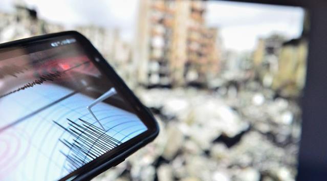 Son Dakika: Konya'da 4.7, 4.1 ve 4.0 büyüklüğünde 3 deprem meydana geldi - Son Dakika