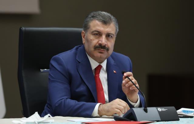 Son Dakika! Sağlık Bakanı Koca: Eylül ayından beri ülkemizde görülen tüm virüs türlerinin incelenmesi kısa sürede neticelenecek