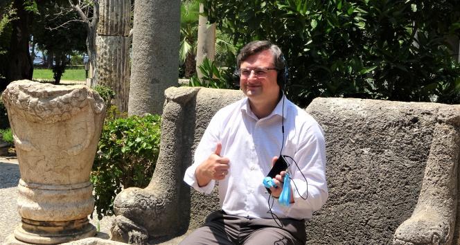 Ukrayna Dışişleri Bakanı Kuleba: Tüm Ukraynalı turistleri Antalyaya gelmeye davet ediyorum