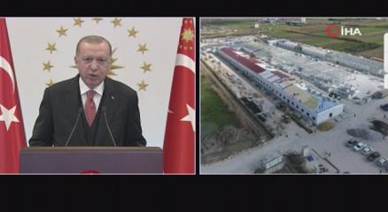 Cumhurbaşkanı Erdoğan, Arnavutluka verdiği sözü tuttu