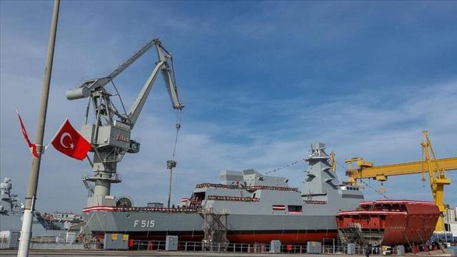 Türkiye için tarihi gün! Cumhurbaşkanı Erdoğan'ın katılımıyla ilk milli fırkateyn denize indiriliyor