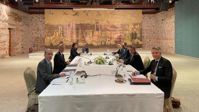 Türkiye ile Yunanistan arasındaki tarihi görüşme sona erdi! İki ülke görüşmeleri sürdürme kararı aldı