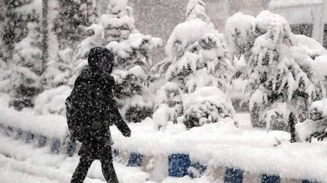 Türkiye'ye bir kar uyarısı da yurt dışından: İnanılmaz soğuk ve kar yağışı geliyor