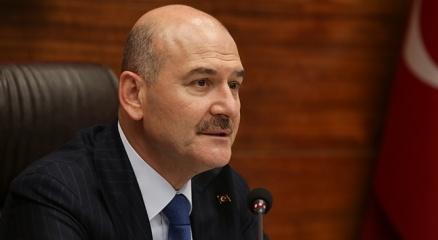İçişleri Bakanı Soylu:Uluslararası sularda büyük bir başarıya imza atıldı